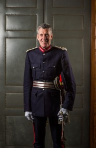 HM Lord-Lieutenant of Devon, David Fursdon