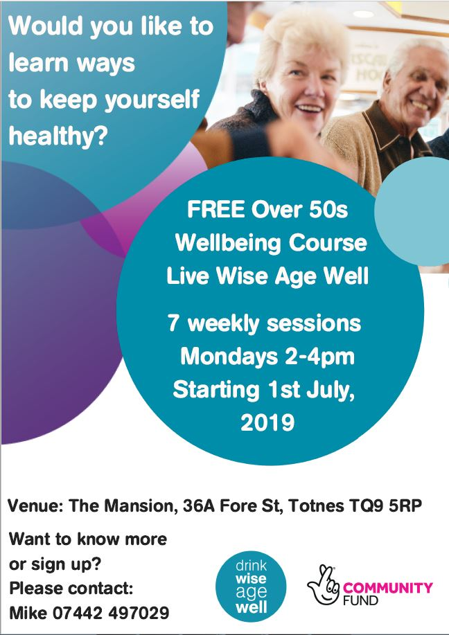 Live wise age well course