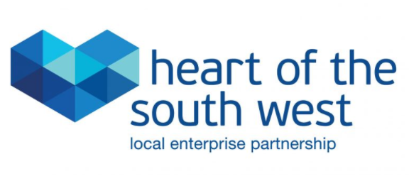 Heart of South West LEP Logo
