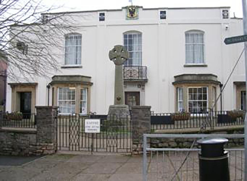 Bradninch Guildhall
