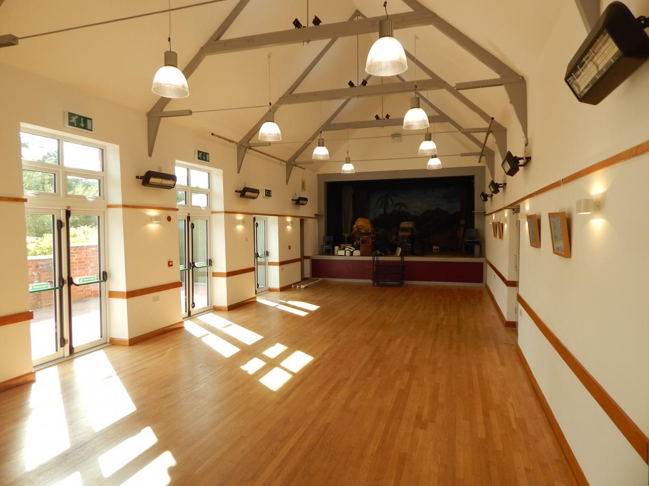 Thorverton Memorial Hall