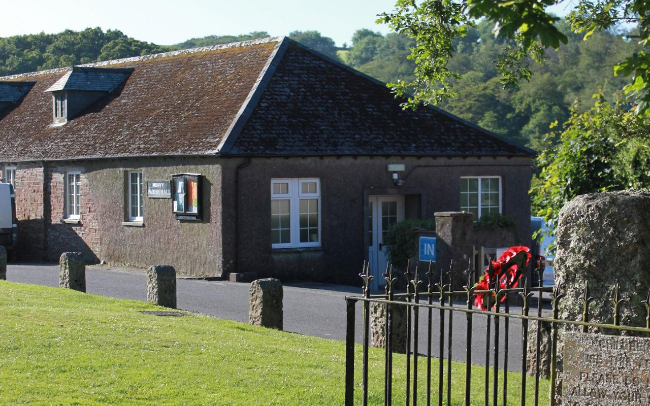 Meavy Parish Hall