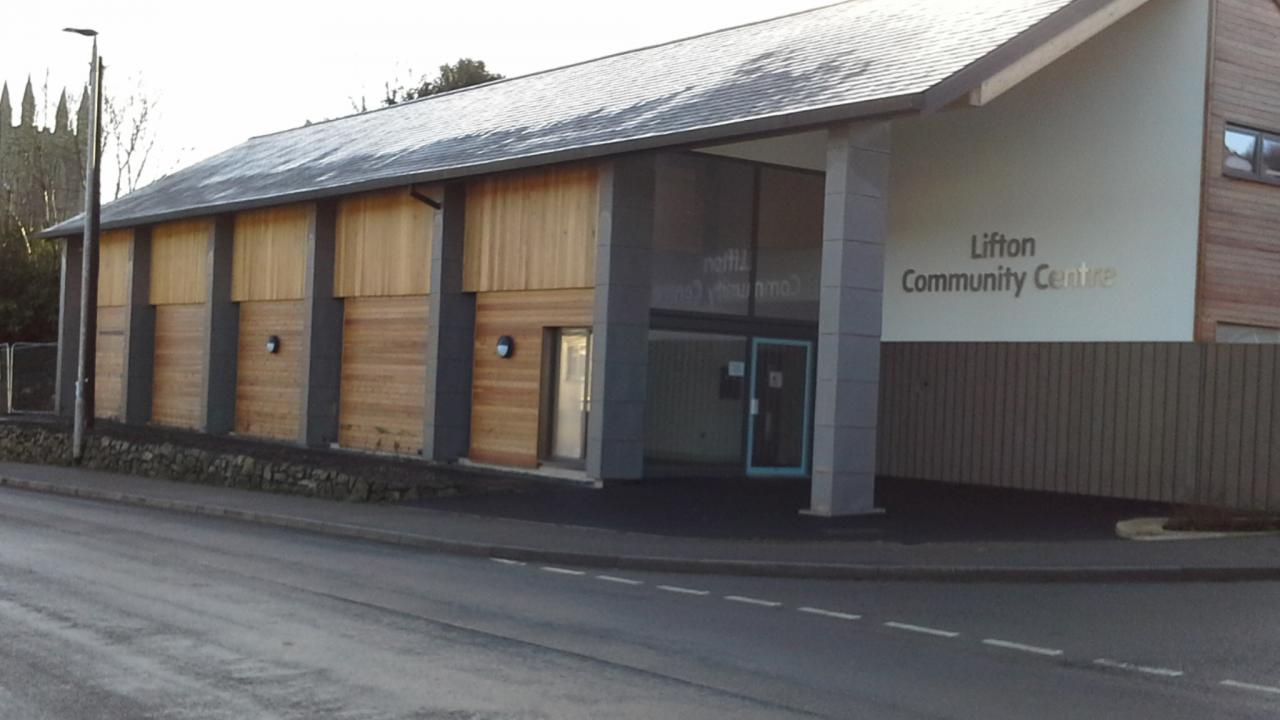 Lifton Community Centre