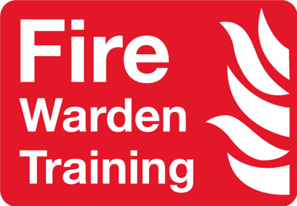 Fire warden training