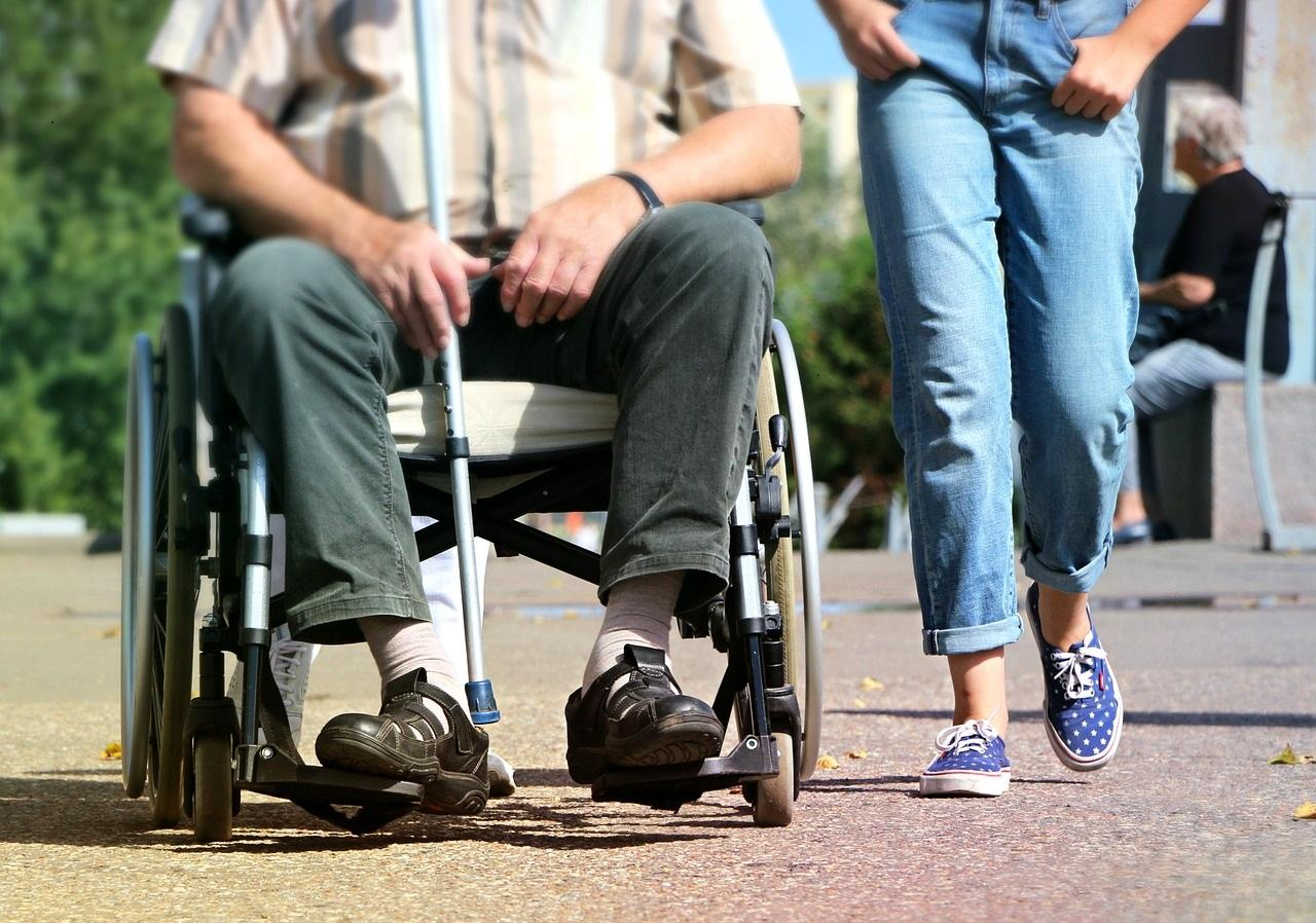 Supporting disability - Understanding the needs of Disabled Volunteers