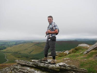 Jimmy Frost Walk for Widecombe