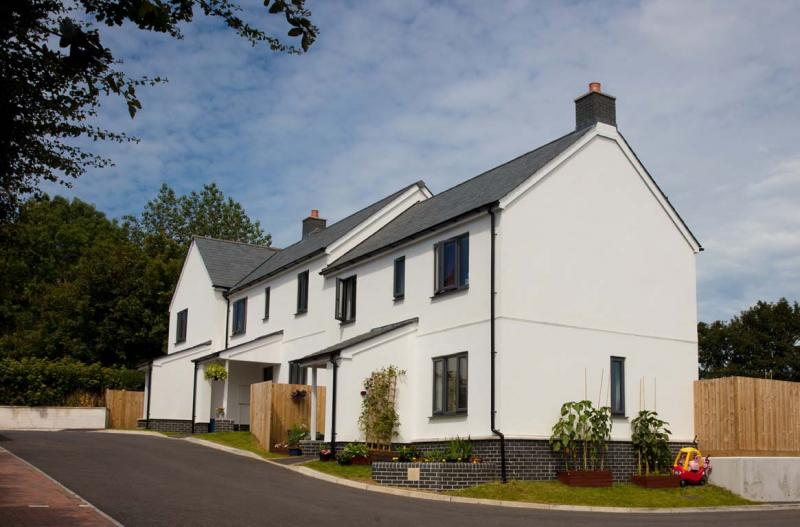 Affordable housing at south tawton