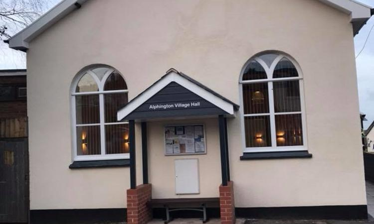 Alphington Village Hall
