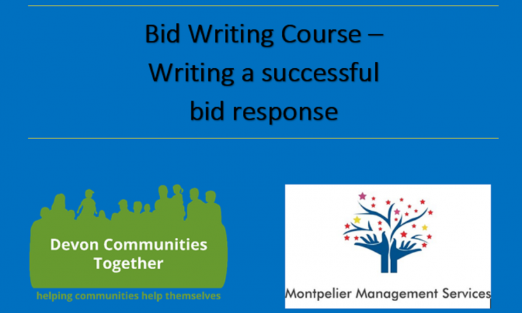 Bid Writing
