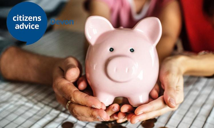 Piggy bank universal credit image