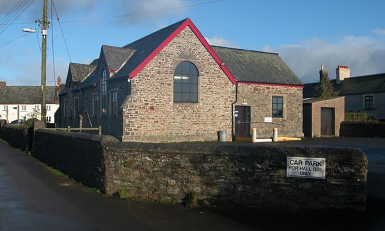 Ashreigny Village Hall