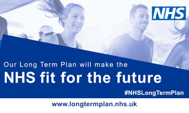 NHS fit for the future image