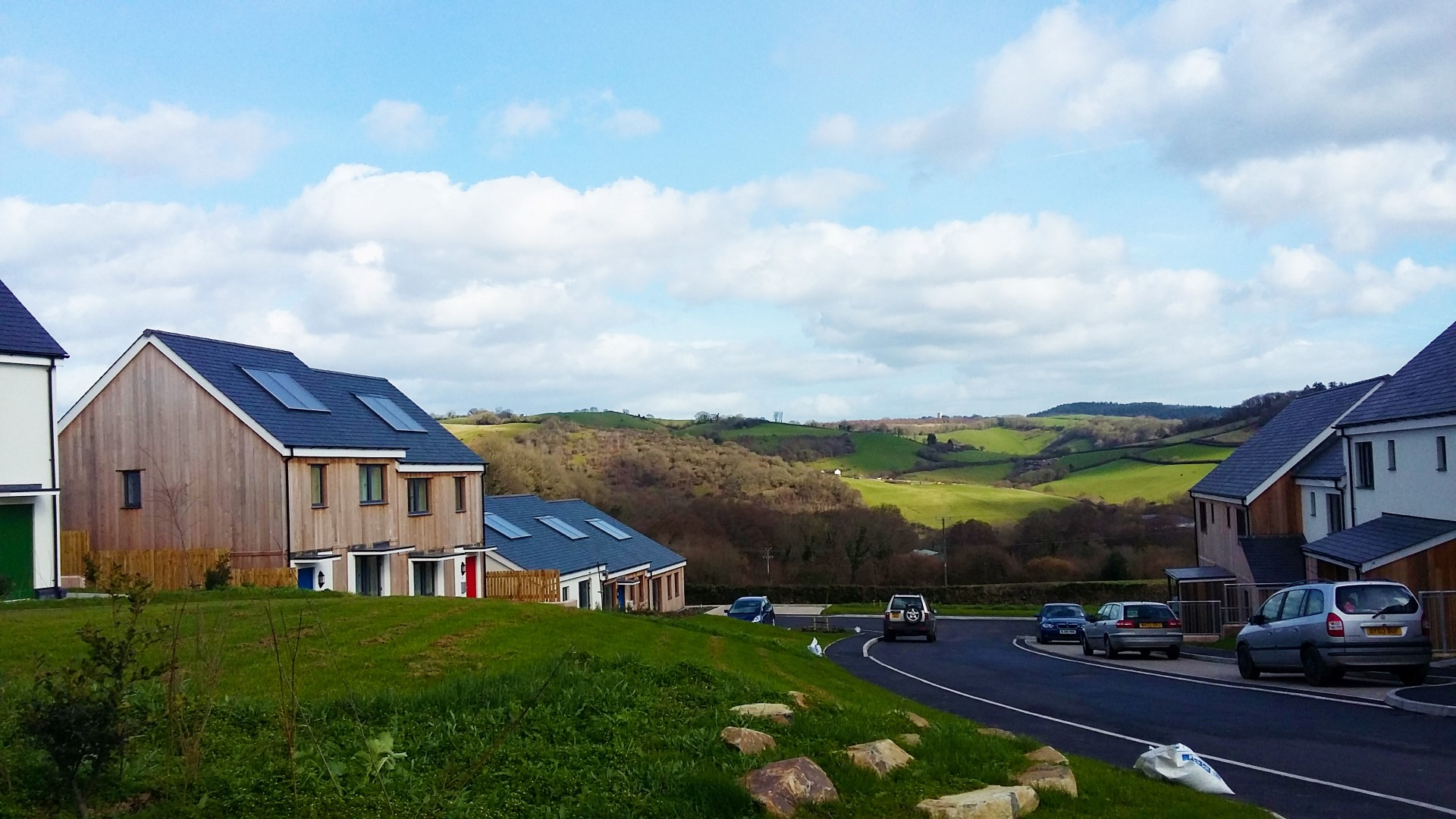 Christow affordable housing scheme
